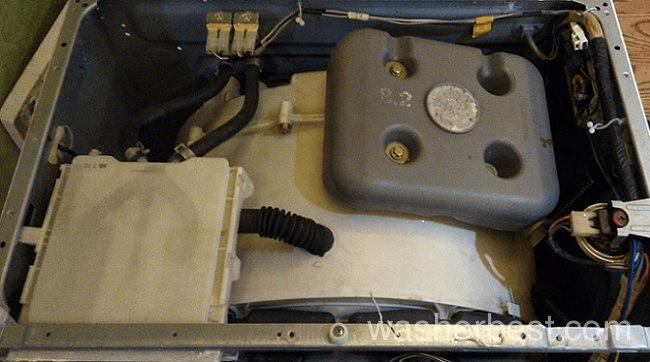 Прыгает стиральная машина что делать