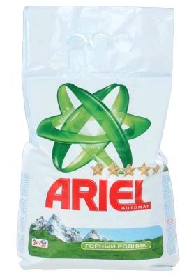 Ариэль порошок
