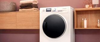 Как почистить стиральную машину от плесени