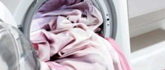 Как правильно стирать тюль в стиральной машине чтобы была белоснежной и не помялась