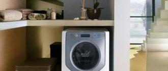 Как заменить подшипник барабана стиральной машины Аристон