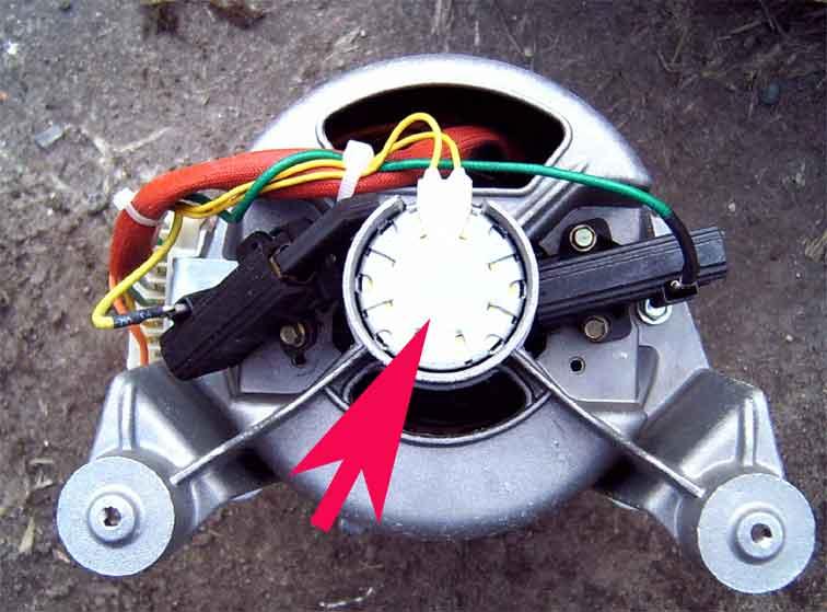 Как проверить тахогенератор в стиральной машине