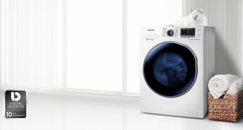 Ошибка 3Е на стиральной машине Самсунг