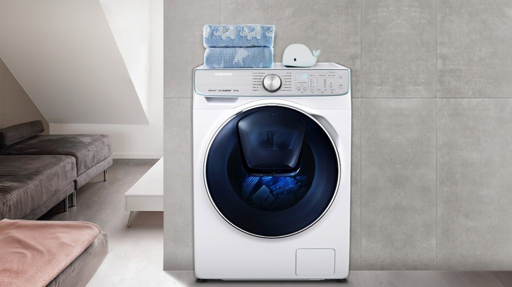 Ошибка стиральной машины Самсунг H