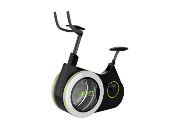уникальное изобретение велотренажера машинки