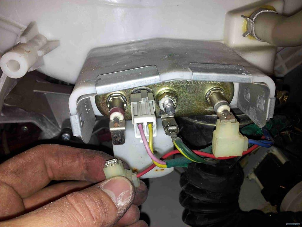 Датчик температуры стиральной машины