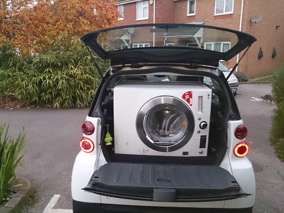 Как правильно перевозить стиральную машину