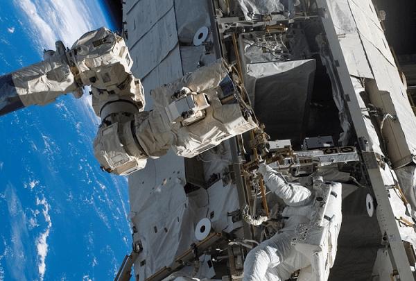 сауна для космонавтов
