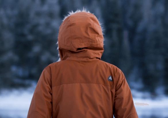 верхняя одежда на зиму