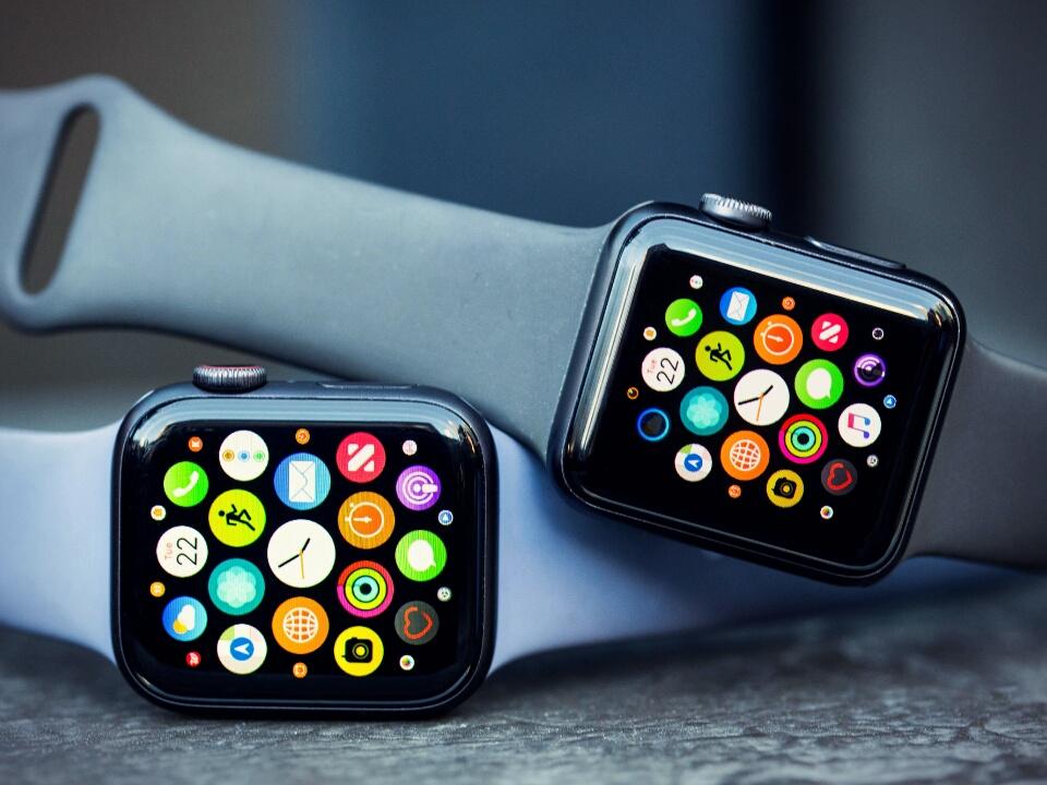 Apple Watch для стиральных машин