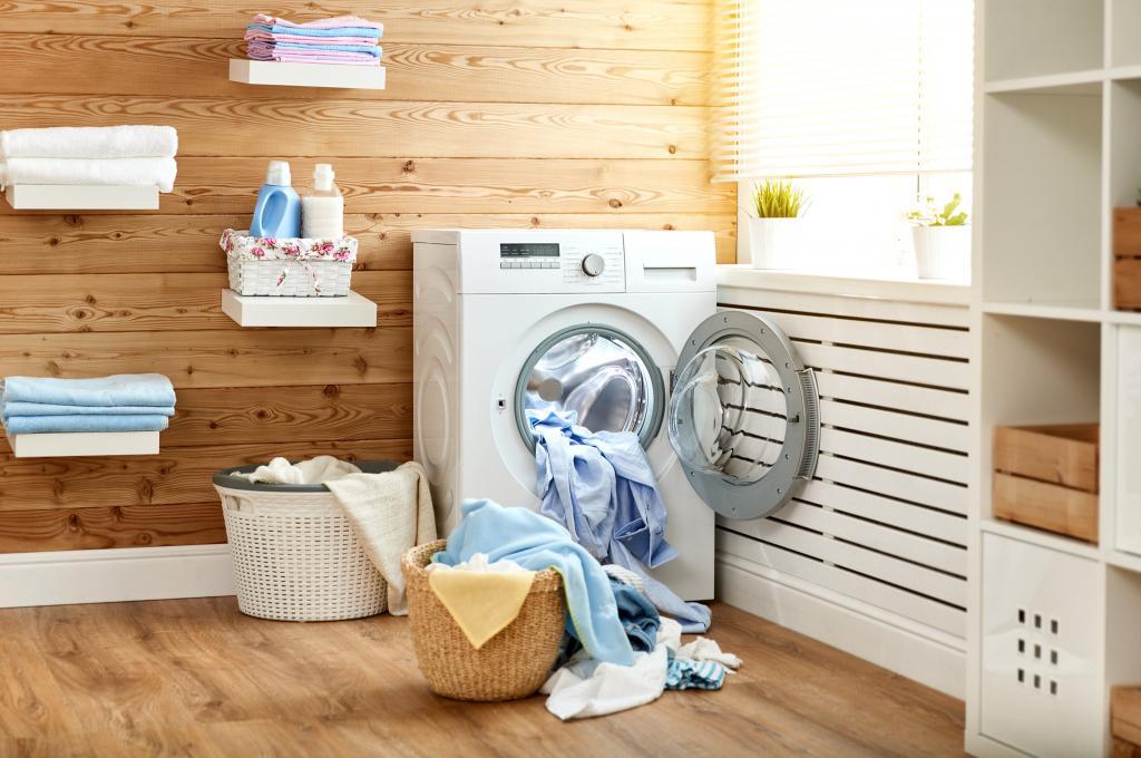 На какой температуре стирать лен в стиральной машине