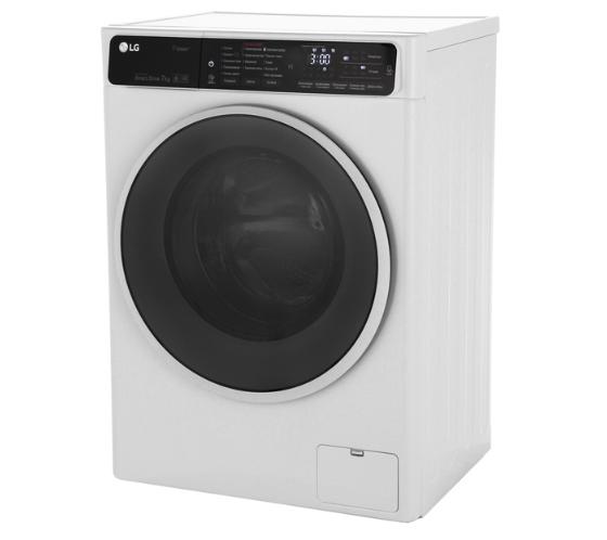 Узкая стиральная машина LG F2H6HS0E, видео