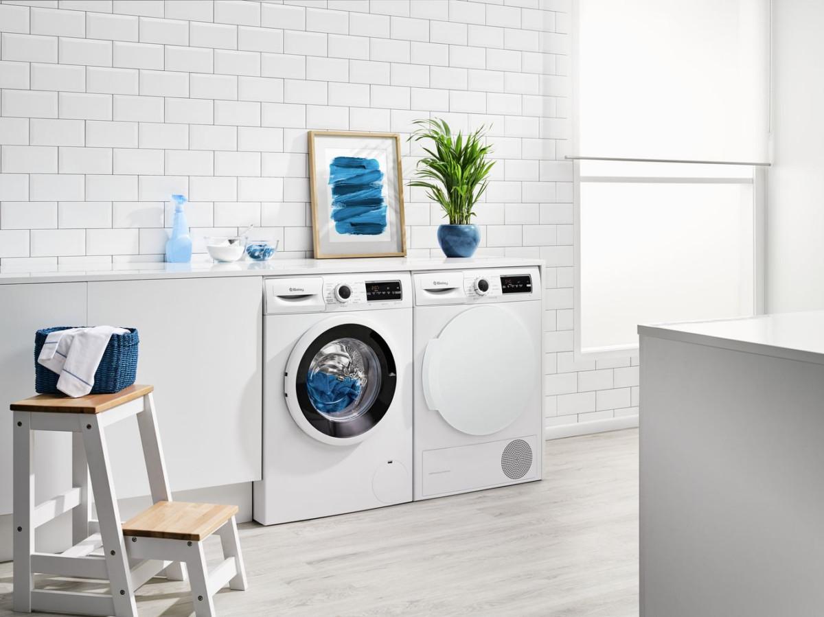 Узкие стиральные машины с фронтальной загрузкой