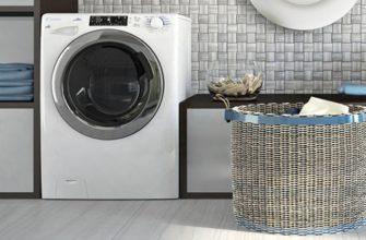 Почему стиральная машина Канди не сливает воду