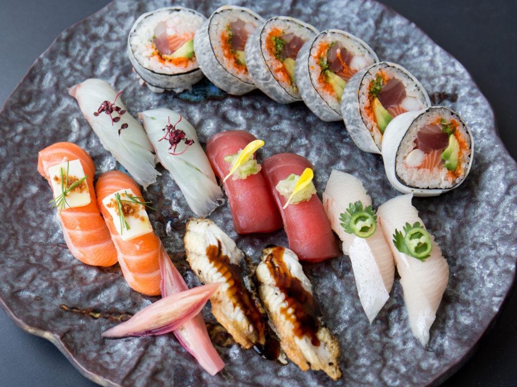 Обзор популярных сетей суши ресторанов г. Бугульма