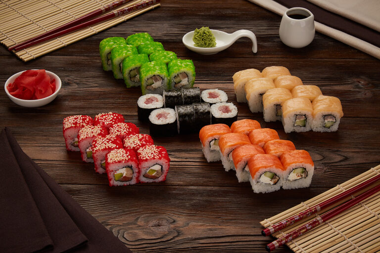 Доставка суши в Муравленко