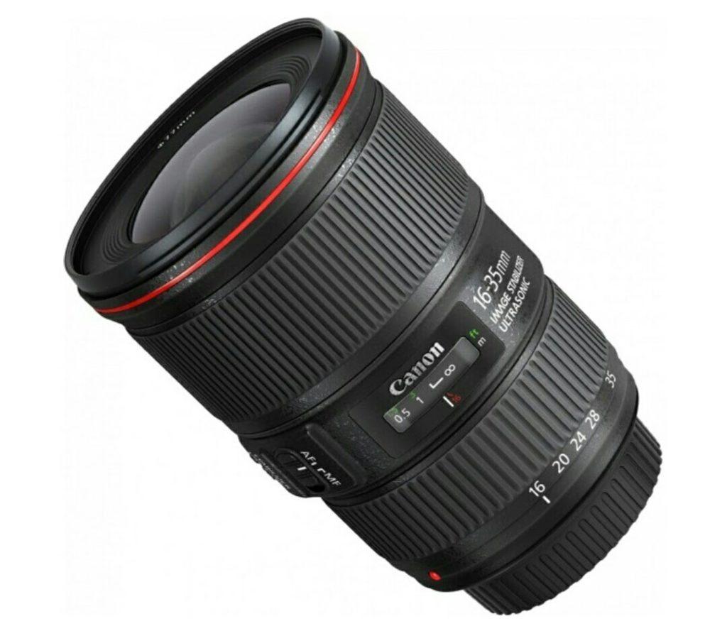 Canon EF 16-35