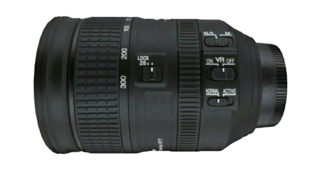 Nikon 28-300mm f
